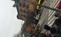 some pics of what was left of the building on 7th street.