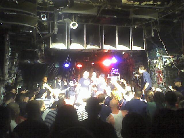CBGB's last stand